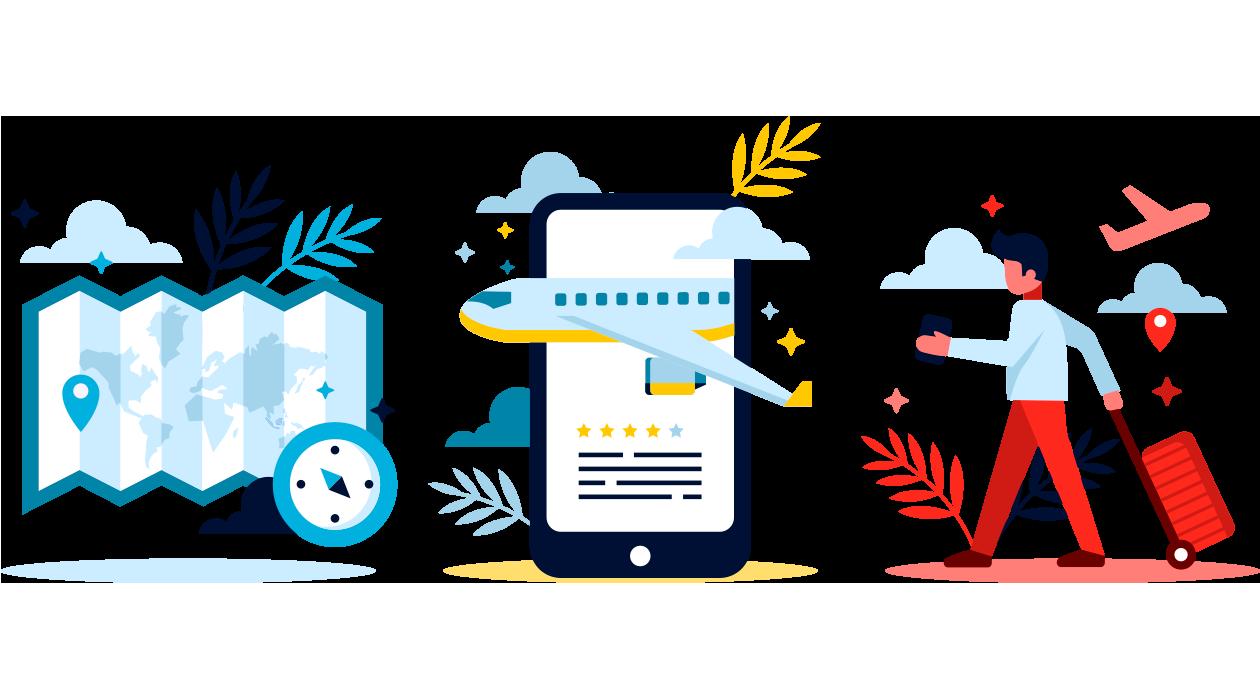 kunapak conecta tour operadores y agencias de viajes con los prestadores de servicios turísticos, para comunicar al turista.